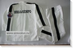 Кимоно ММА и КЭМПО